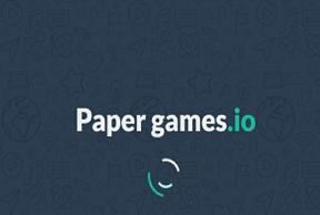 Paper Games.io
