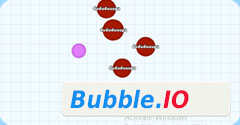 BUBBLE.io