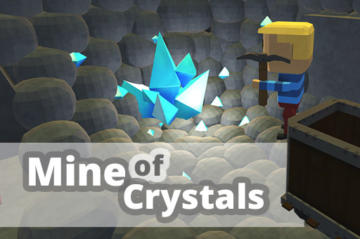 Mine of Crystals
