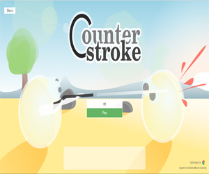 COUNTER STROKE.io