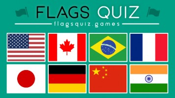 FLAGS QUIZ.io