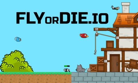 FLY OR DIE.io