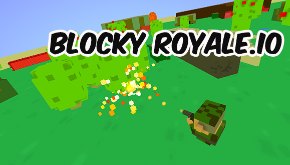 BLOCKY ROYALE.io